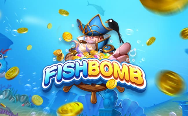 Fish Bomb - Bắn Cá Vui Vẻ phiên bản mới nhất Trên Android Và IOS